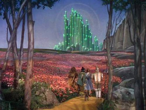 trip to Oz